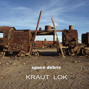Space Debris - Kraut Lok CD (album) cover