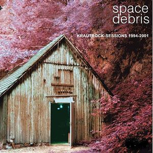Space Debris - Krautrock-sessions 1994-2001 CD (album) cover