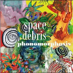 Space Debris - Phonomorphosis CD (album) cover