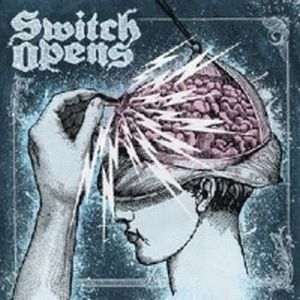 Switch Opens - Switch Opens CD (album) cover