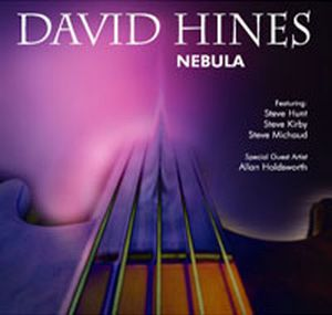 David Hines - Nebula CD (album) cover