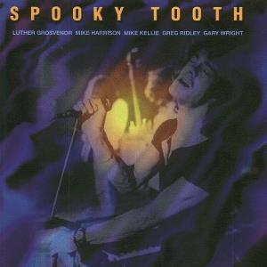 Spooky Tooth - Live In Europe CD (album) cover