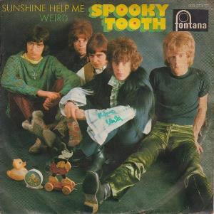 Spooky Tooth - Sunshine Help Me CD (album) cover