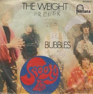 Spooky Tooth - The Weight CD (album) cover