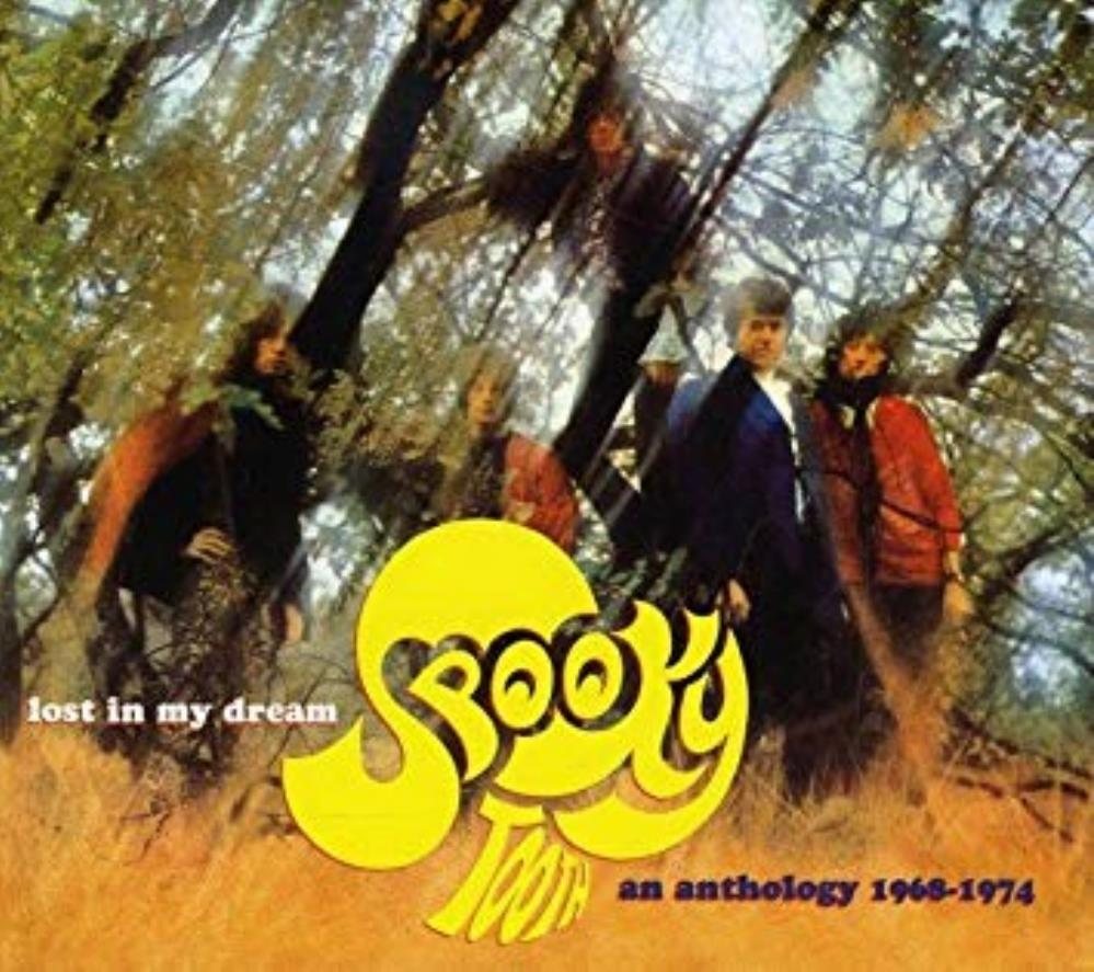 Spooky Tooth - Lost In My Dream - An Anthology 1968-1974 CD (album) cover