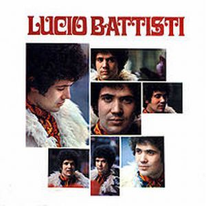 LUCIO BATTISTI - Lucio Battisti CD album cover