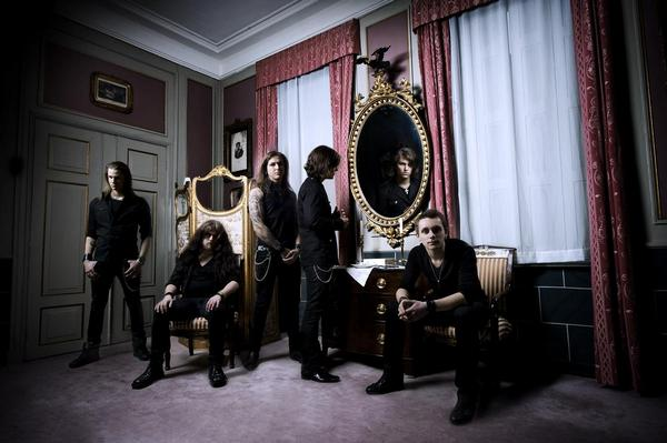 ASPERA image groupe band picture