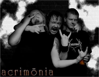 ACRIMÖNIA image groupe band picture
