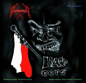 AcrimÖnia - Hard Core CD (album) cover