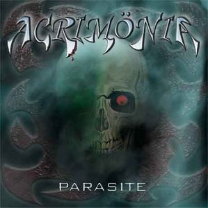 AcrimÖnia - Parasite CD (album) cover