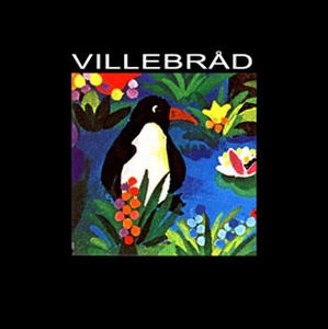 Villebrad - Villebrad CD (album) cover
