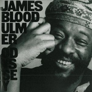 JAMES BLOOD ULMER - Odyssey CD album cover