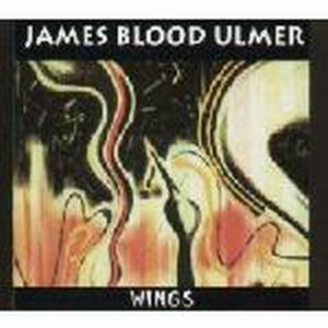 JAMES BLOOD ULMER - Wings CD album cover