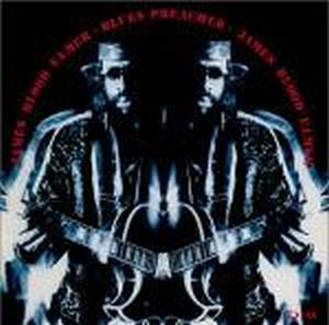James Blood Ulmer - Blues Preacher CD (album) cover