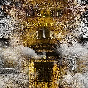 LIZARD - Strange Time CD album cover