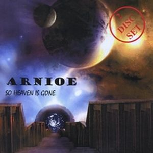 Arnioe - So Heaven Is Gone CD (album) cover