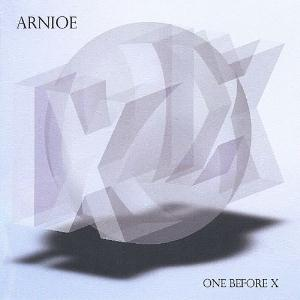 Arnioe - One Before X CD (album) cover