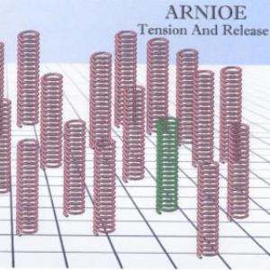 ARNIOE - Tension And Release CD album cover