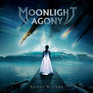 Moonlight Agony - Silent Waters CD (album) cover