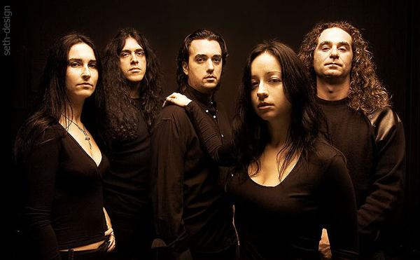 DARK NOVA image groupe band picture