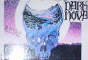 Dark Nova - The Skull Of The Dreamland - Live CD (album) cover