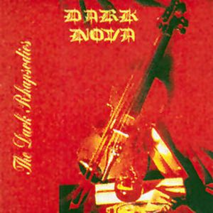 Dark Nova - The Dark Rhapsodies CD (album) cover