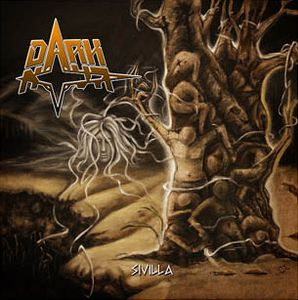Dark Nova - Sivilla CD (album) cover