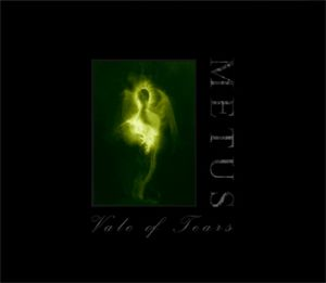 Metus Vale Of Tears CD album cover