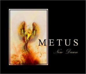 METUS - New Dawn CD album cover