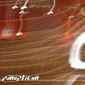 Panopticon - Live @ Atelier 210 CD (album) cover