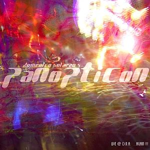 Panopticon - Live @ Dna ... Again !!! CD (album) cover
