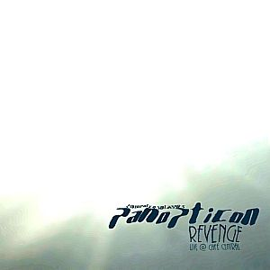 Panopticon - Revenge - Live @ Café Central CD (album) cover