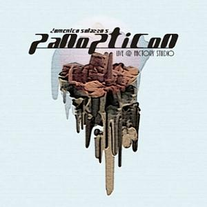 Panopticon - Live @ Factory Studio CD (album) cover