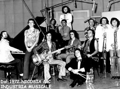 NICOSIA & C. INDUSTRIA MUSICALE image groupe band picture