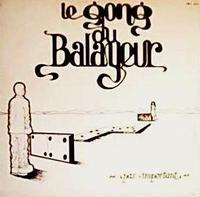 Le Gong Du Balayeur - Pas Important CD (album) cover