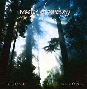 Master Of Ceremony - Above And Beyond CD (album) cover
