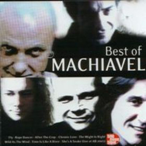 Machiavel - Best Of Machiavel CD (album) cover