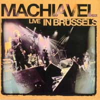 Machiavel - Live In Brussels CD (album) cover