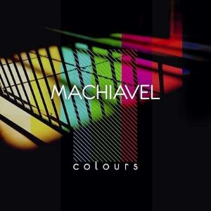 Machiavel - Colours CD (album) cover