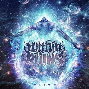 Within The Ruins - Elite CD (album) cover