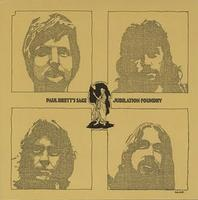 Paul Brett - Jubilation Foundry CD (album) cover
