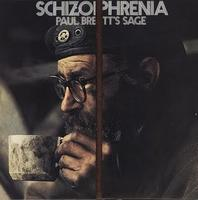 Paul Brett - Schizophrenia CD (album) cover