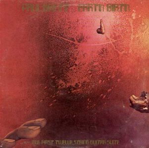 Paul Brett - Earth Birth CD (album) cover