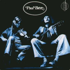 Paul Brett - Paul Brett CD (album) cover