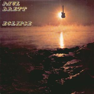 Paul Brett - Eclipse CD (album) cover