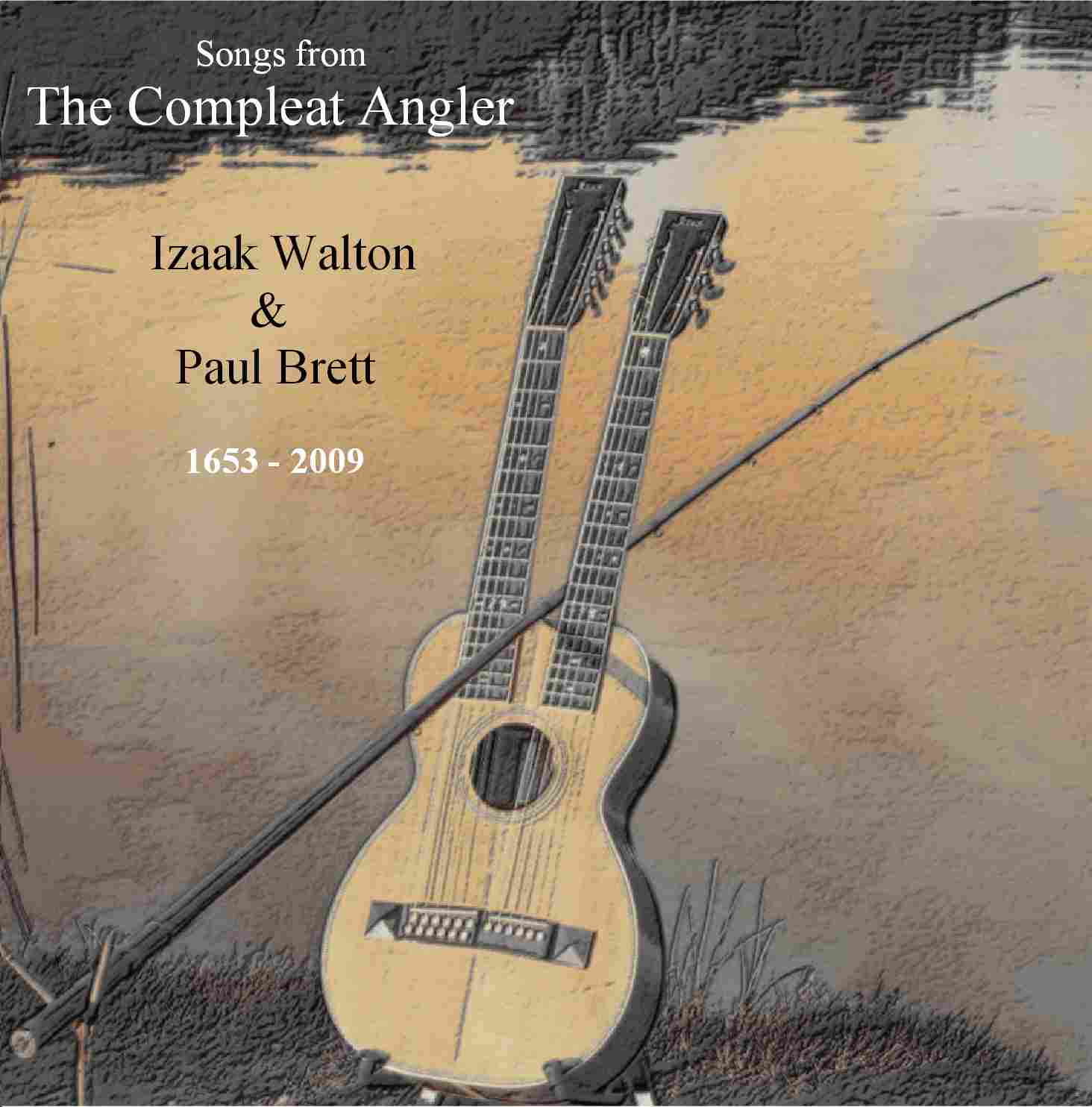 Paul Brett - Songs From The Compleat Angler CD (album) cover
