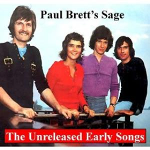 Paul Brett - The Unreleased Early Songs CD (album) cover
