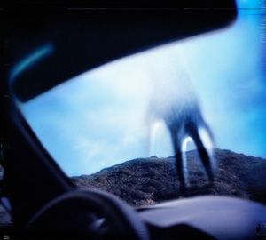 Nine Inch Nails - Year Zero CD (album) cover