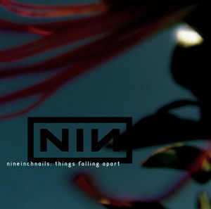 Nine Inch Nails - Things Falling Apart CD (album) cover