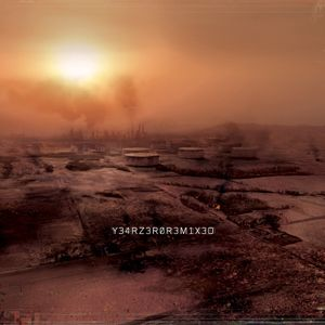 Nine Inch Nails - Year Zero Remixed CD (album) cover